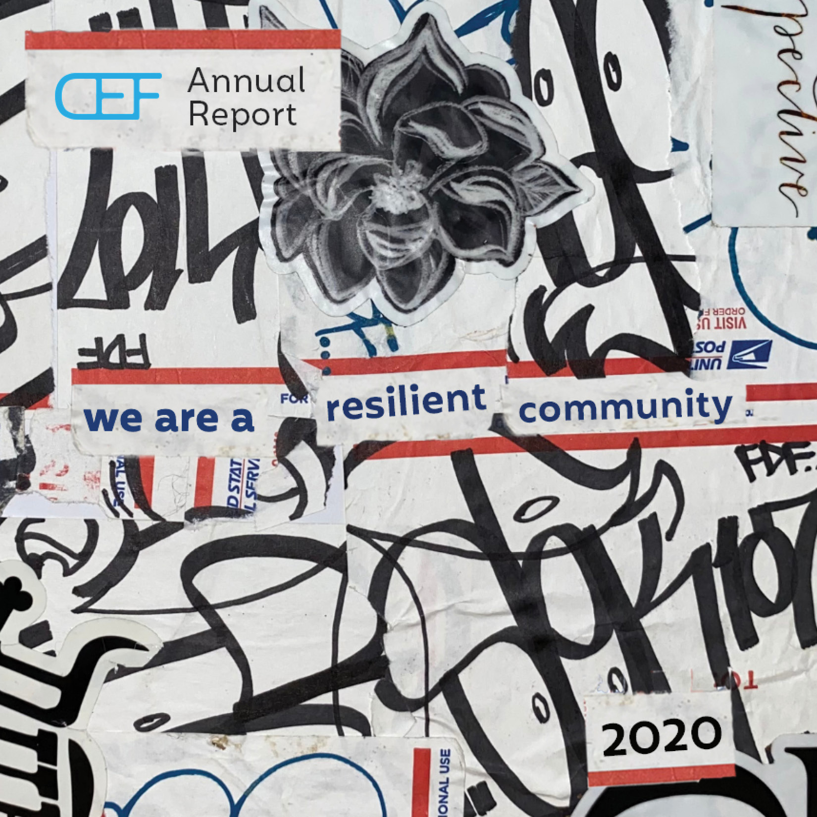 CEF Annual Report We are a resilient community 2020
